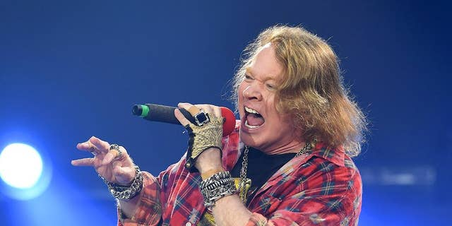 Axl Rose explained why he's so politically outspoken on social media.