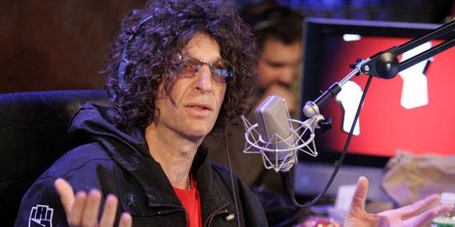 "Howard Stern ranted over President Trump's comments last week suggesting the injection of disinfectants could possibly help to treat the coronavirus, by declaring his supporters should ""take disinfectant"" and ""drop dead."""