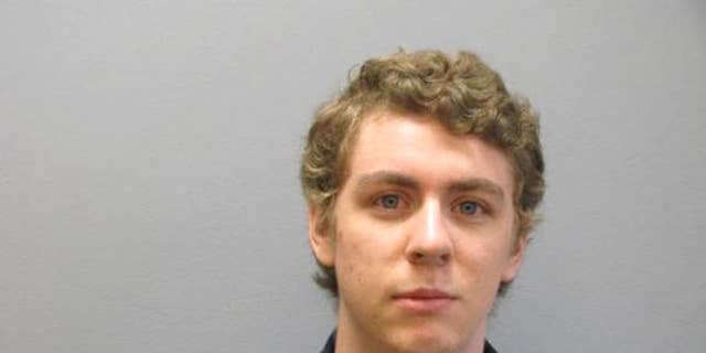 Brock Turner officially registered as a sex offender at the Greene County Sheriff's Office in Xenia, Ohio, authorities say. (Greene County Sheriff's Office via Associated Press)
