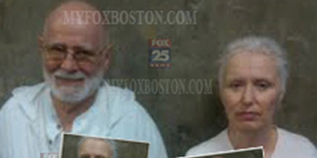 """Mob boss James """"Whitey"""" Bulger, left, and girlfriend Catherine Greig, right, could have an initial appearance in federal court as early as Friday afternoon."""