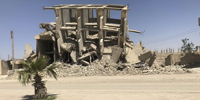 Raqqa remains razed and in ruins more than seven months since liberation