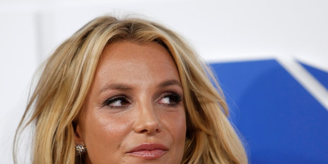 Britney Spears looks more like herself in this 2016 photo.