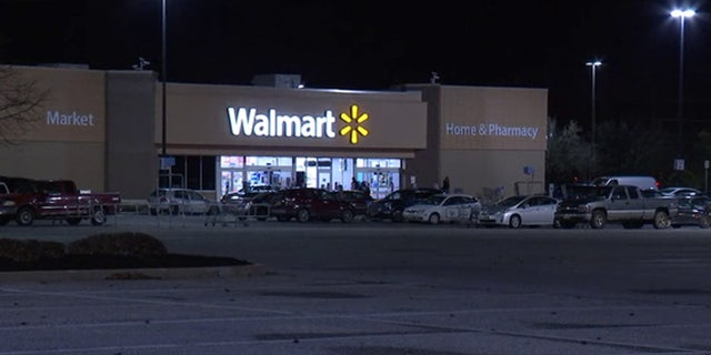 A Secret Santa paid for layaway orders for more than 200 people at a Walmart store in New Jersey.