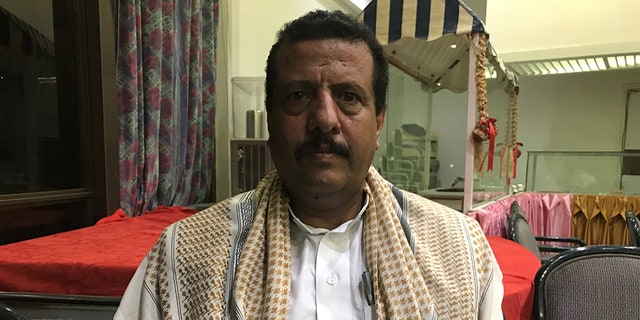 Abd-Rabbo Moftah, deputy governor of the Yemen city of Ma'rib