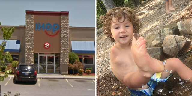 An Arkansas mom claims an IHOP manager discriminated against her 3-year-old son.