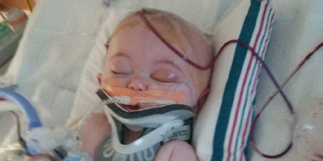 Colton spent a month at Le Bonheur Children's Hospital in Memphis, undergoing surgeries and other treatments for a brain injury.