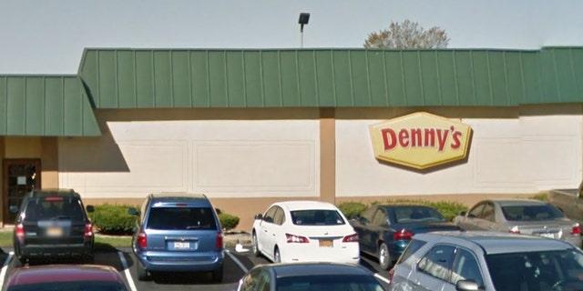 Denny's of Rome, New York at 405 N. Levitt St.