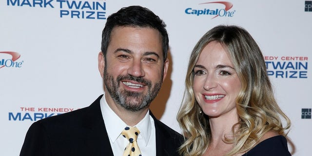 Jimmy Kimmel and his wife Molly McNearney opened up about their son's health condition.