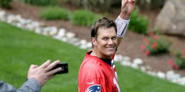 Tom Brady was fat-shamed on social media.