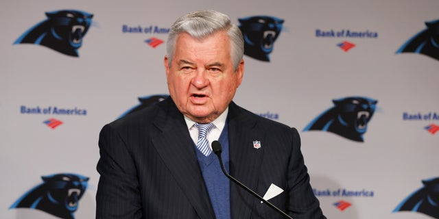 Jerry Richardson.