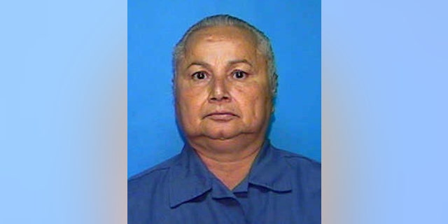 This undated Florida Department of Corrections booking photo shows Griselda Blanco.