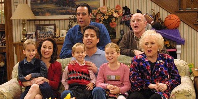 "The cast of 'Everybody Loves Raymond."""