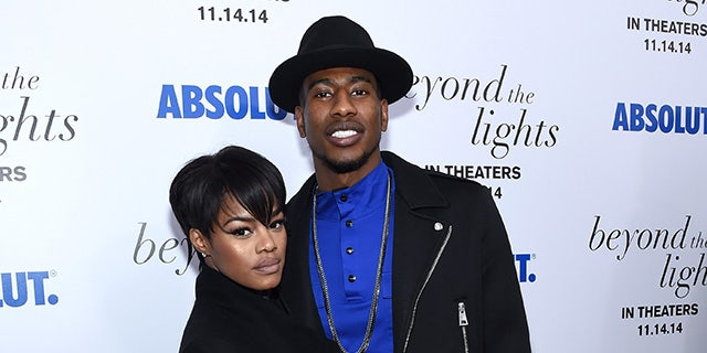 Teyana Taylor and husband basketball player Iman Shumpert are parents to two daughters. (Photo by Larry Busacca/Getty Images for Relativity Media)