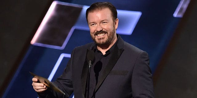 "Actor Ricky Gervais called the killing of dogs for the festival ""the most horrendous thing I have heard of."""
