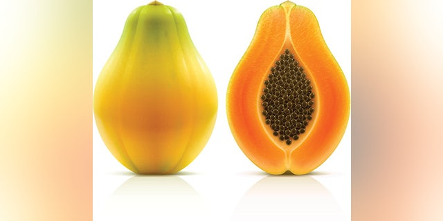 One person died and 46 others in 12 states contracted salmonella linked to yellow Maradol papayas, the CDC said Friday. (CDC)