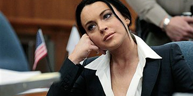 May 2010: Lindsay Lohan appears in court for a hearing stemming from a violation of her probation after attending the Cannes Film Festival in France and losing her passport. She is back in court again today for another hearing.