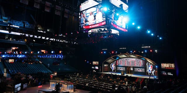 The 2019 NBA Draft will take place at the Barclays Center in Brooklyn, N.Y.