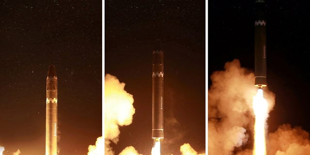 "North Korea's November missile launch was ""significantly more"" powerful than its last ICBM."