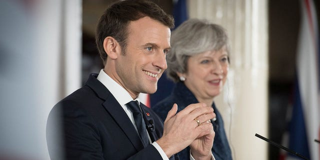 Macron has also called for more globalist policies