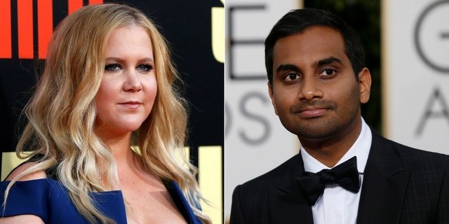 Amy Schumer addressed the allegations of sexual assault made against Aziz Ansari.