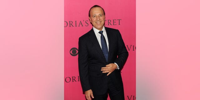 "Tommy Mottola arrives for the 2010 Victoria's Secret Fashion Show at the Lexington Avenue Armory on November 10, 2010 in New York City. The Sony Music executive was married to Mariah Carey, who claimed the relationship made her feel like ""a prisoner."""