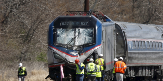 Two Amtrak maintenance employees in Chester, Pa., were killed in April 2016 after an Amtrak traveling at more than 100 mph struck them.