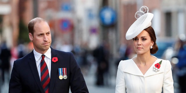 Prince William is the oldest son of Charles, Prince of Wales.