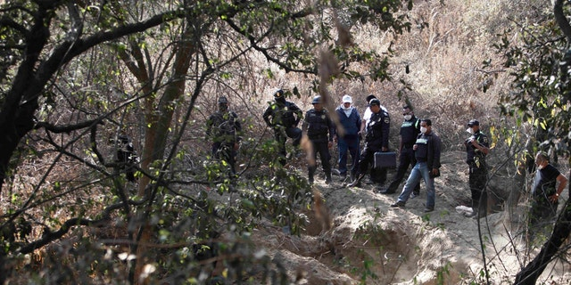 Westlake Legal Group 6f44cfae-Mexico-Mass-Graves-New Cartel member leads Mexican authorities to secret mass grave fox-news/world/world-regions/location-mexico fox-news/world/world-regions/latin-america fox-news/us/crime/drugs fox-news/us/crime fox-news/topic/mexican-cartel-violence fox news fnc/world fnc Elizabeth Llorente bcfd0a86-5067-5e54-87da-cad449f76c6a article