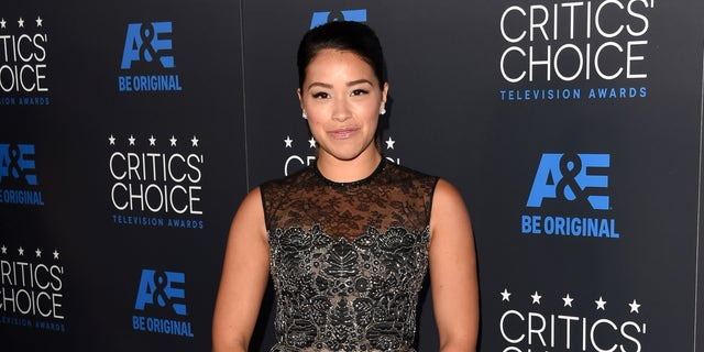 Gina Rodriguez attends the 5th Annual Critics' Choice Television Awards on May 31, 2015.