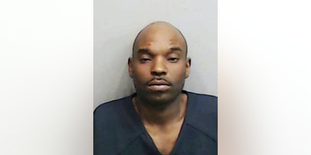 This photo provided by the West Lake MARTA Police shows Chauncey Lee Daniels on Friday, April 14, 2017. Daniels was arrested Friday and faces charges in the shooting death of another man and the wounding of three other riders on an Atlanta commuter train, authorities said.  (West Lake MARTA Police via AP)