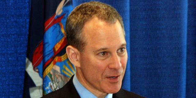 Former New York Attorney General Eric Schneiderman (Office of the Attorney General)