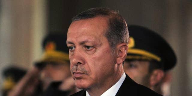 President Recep Tayip Erdogan's critics fear he is taking the nation toward Islamist rule.