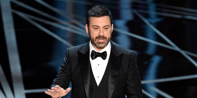 Jimmy Kimmel's late show ratings have been increasing.