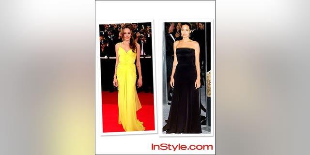 Angelina Jolie, instyle.com