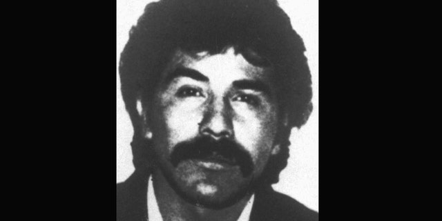 The undated file photo distributed by the Mexican government shows Rafael Caro Quintero, considered the grandfather of Mexican drug trafficking. (AP/File)