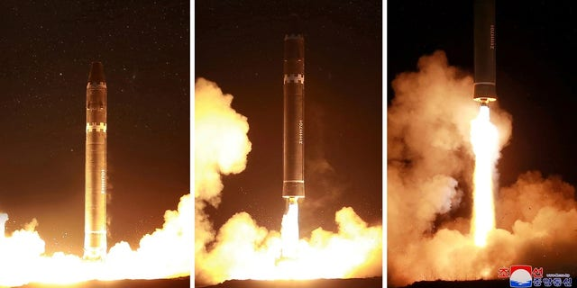North Korea launched an ICBM last week that was witnessed by a passenger plane's flight crew.