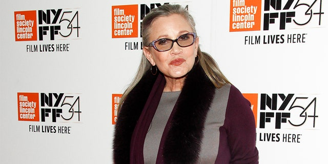Carrie Fisher has not yet received a star on the Hollywood Walk of Fame.