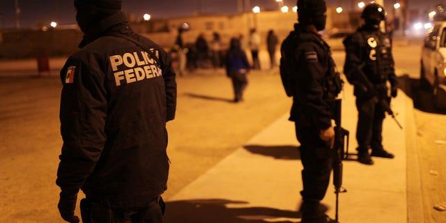 The border city of Juarez faced a string of violent drug crimes.