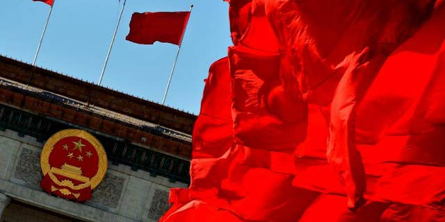 """China under fire over its secret jailing of officials as part of President Xi Jinping's """"corruption"""" crackdown"""