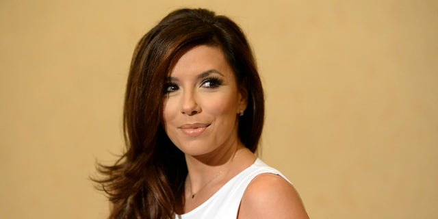 Eva Longoria in an August 13, 2013 file photo.