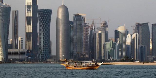 Doha, the capital of Qatar.