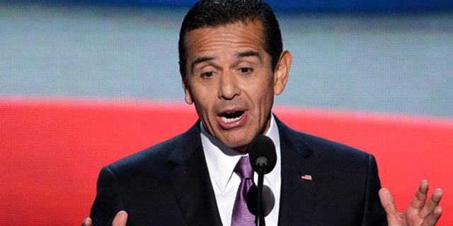 Los Angeles former Mayor, Antonio Villaraigosa