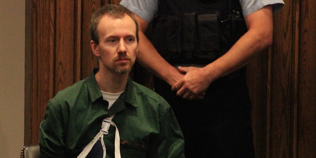 Aug. 20: 2015: David Sweat appears in Clinton County Court in Plattsburgh, N.Y. He escaped from the Clinton Correctional Facility on June 6 and spent more than three weeks on the run. Sweat pleaded not guilty to first-degree escape and promoting prison contraband. He is due back in court on September 29.