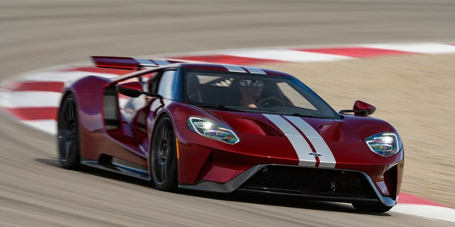 In creating the all-new high-performance Ford GT, the pioneers behind the supercar designed it not only to win races but also to serve as a test bed for new technologies and ideas for future vehicles across Ford's vehicle lineup.