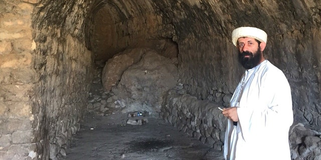 Yazidi leader Baba Chawish has been instrumental in encouraging the community to welcome enslaved girls back into the community after escaping ISIS.