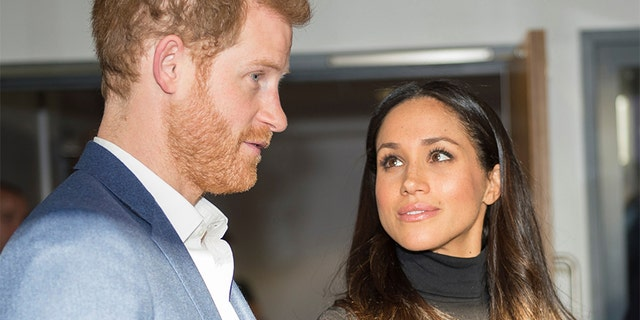 Britain's Prince Harry and American actress Meghan Markle both share a love for Africa.