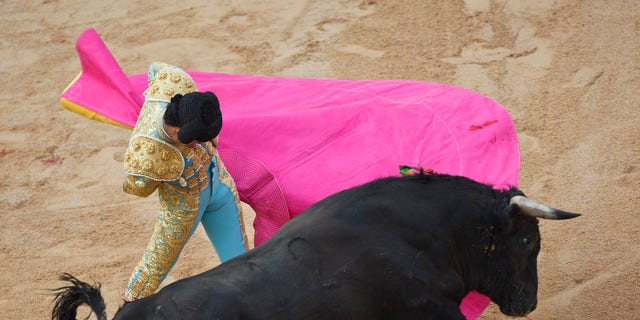 Westlake Legal Group 84671ba5-Running-of-the-bulls-32 First bullfight in 2 years to take place in Majorca after Spanish court overturns ban Melissa Leon fox-news/world/world-regions/spain fox-news/world/world-regions/europe fox-news/sports fox news fnc/world fnc ed3faf5f-0706-5f61-a8b6-b24016b784ce article