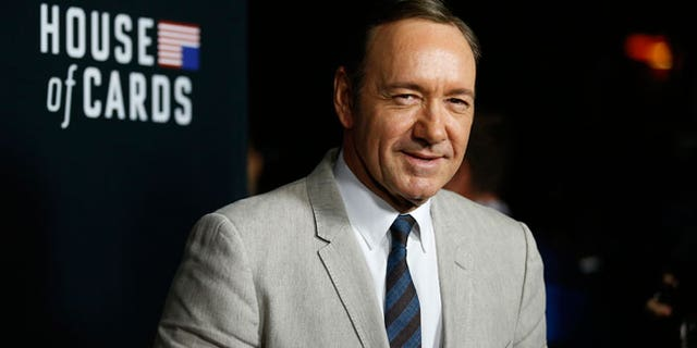"""Kevin Spacey will not appear in the final season of """"House of Cards."""""""