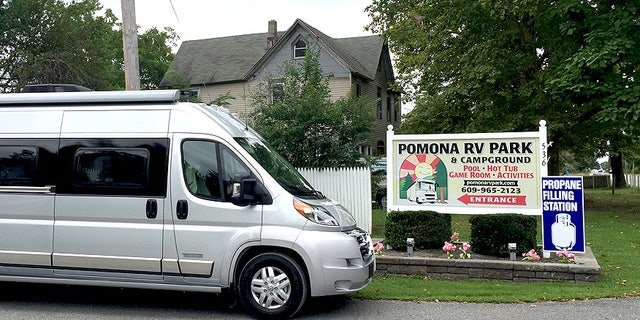 Pomona RV Park and Campground - Pomona, New Jersey