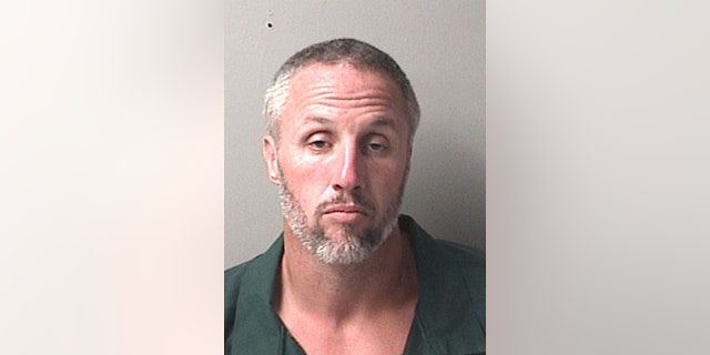 """In this arrest photo made available by the Escambia County Sheriff's Office, Fla., shows William """"Billy"""" Boyette, under arrest in June 2015. Authorities in Alabama issued capital murder warrants Tuesday, Feb. 7, 2017, as the search continued across two states for Boyette and Mary Rice. They are wanted in the deaths of three women and the attempted killing of another. (Escambia County Sheriff's Office via AP)"""